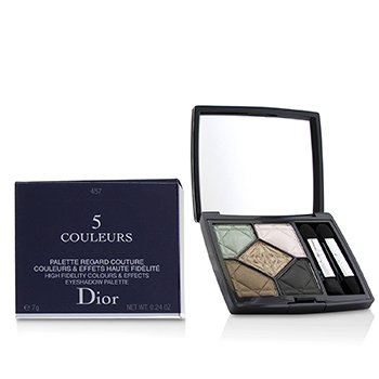 Christian Dior 5 Couleurs High Fidelity Colors & Effects Eyeshadow Palette - # 457 Fascinate