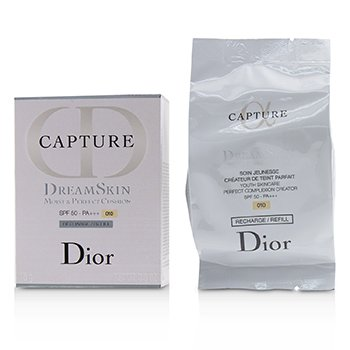 Christian Dior Capture Dreamskin Moist & Perfect Cushion SPF 50 Refill - # 010 (Ivory)
