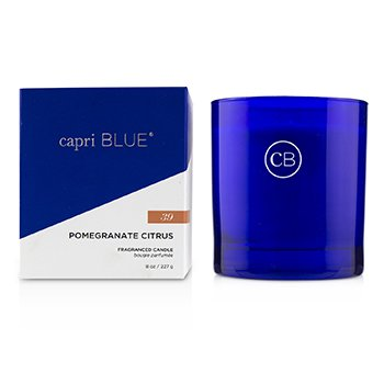 Capri Blue Signature Candle - Pomegranate Citrus