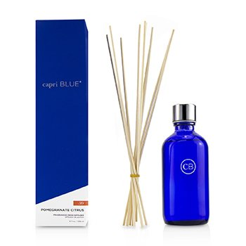 Capri Blue Signature Reed Diffuser - Pomegranate Citrus