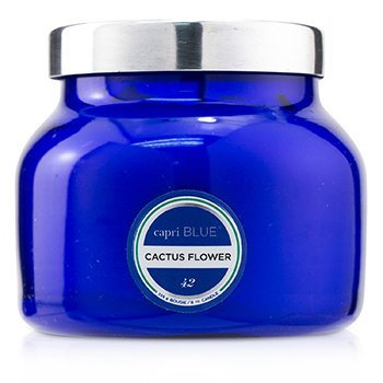 Capri Blue Blue Jar Candle - Cactus Flower