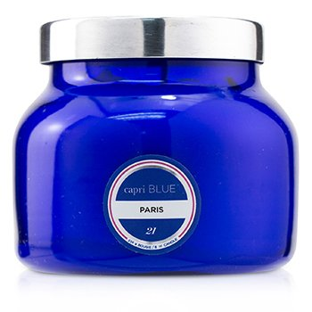 Capri Blue Blue Jar Candle - Paris