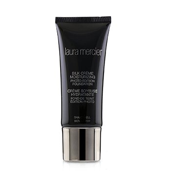 Laura Mercier Silk Creme Oil Free Photo Edition Foundation - #Vanille Ivory