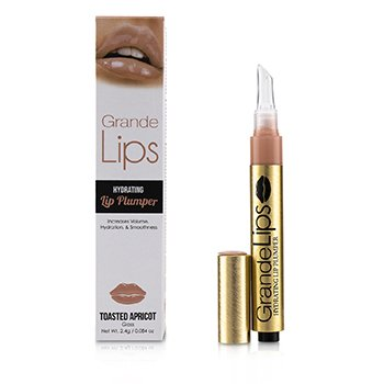 GrandeLash GrandeLIPS Hydrating Lip Plumper - # Toasted Apricot