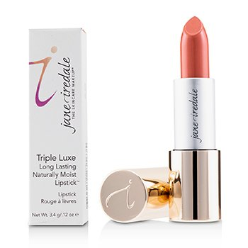 Jane Iredale Triple Luxe Long Lasting Naturally Moist Lipstick - # Jackie (Peachy Pink)