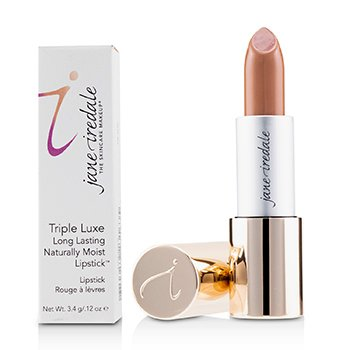 Jane Iredale Triple Luxe Long Lasting Naturally Moist Lipstick - # Tricia (Neutral Nude)