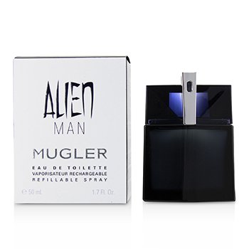 Thierry Mugler (Mugler) Alien Man Eau De Toilette Refillable Spray