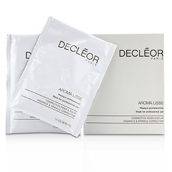 Decleor Aroma Lisse Radiance & Wrinkle Correction Mask - Salon Product