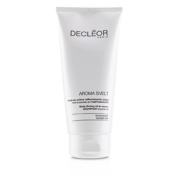 Decleor Aroma Svelt Body Firming Oil-In-Cream (Salon Product)