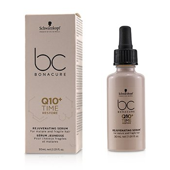 Schwarzkopf BC Bonacure Q10+ Time Restore Rejuvenating Serum (For Mature and Fragile Hair)