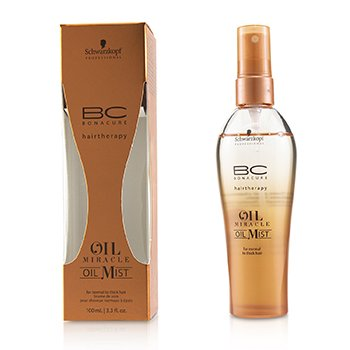 Schwarzkopf BC Bonacure Oil Miracle Oil Mist (For Normal to Thick Hair)