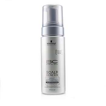 Schwarzkopf BC Bonacure Scalp Genesis Root Activating Densifying Foam (For Thinning Hair)