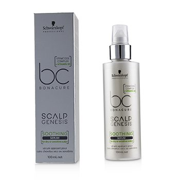 Schwarzkopf BC Bonacure Scalp Genesis Soothing Serum (For Dry or Sensitive Scalps)