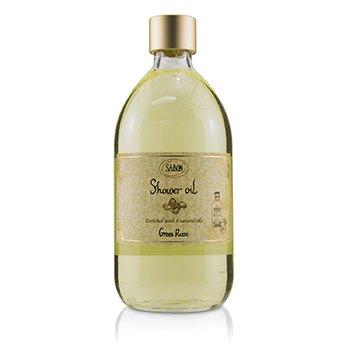 Sabon Shower Oil - Green Rose