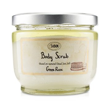 Sabon Body Scrub - Green Rose
