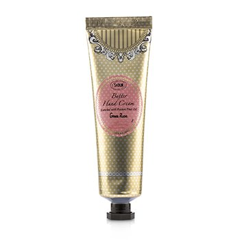 Sabon Butter Hand Cream - Green Rose