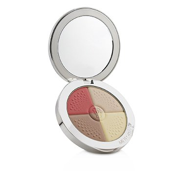 Guerlain Meteorites Compact Colour Correcting, Blotting And Lighting Powder - # 4 Dore/Golden