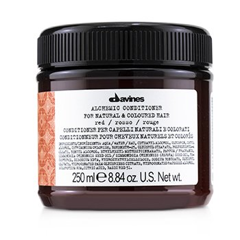 Davines Alchemic Conditioner - # Red (For Natural & Coloured Hair)