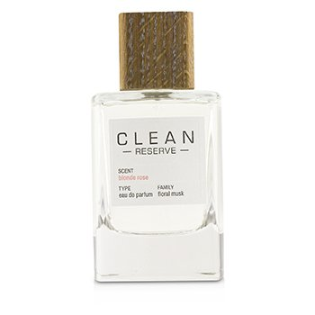 Clean Clean Blonde Rose (Reserve Blend) Eau De Parfum Spray