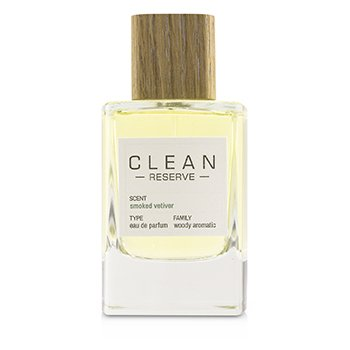 Clean Clean Smoked Vetiver (Reserve Blend) Eau De Parfum Spray