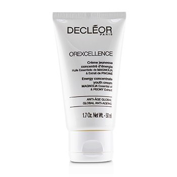 Decleor Orexcellence Energy Concentrate Youth Cream (Salon Product)