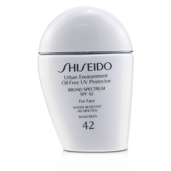 Shiseido Urban Environment Oil-Free UV Protector SPF42