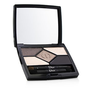 Christian Dior 5 Color Designer All In One Professional Eye Palette - No. 718 Taupe Design