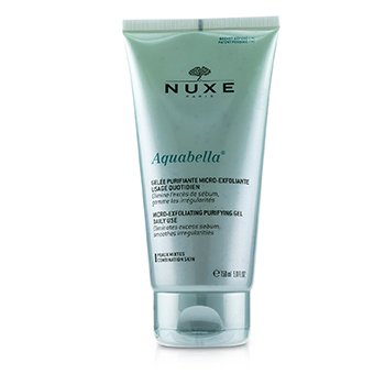 Nuxe Aquabella Micro-Exfoliating Purifying Gel - For Combination Skin