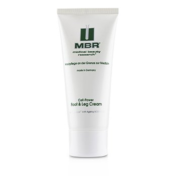 MBR Medical Beauty Research BioChange Anti-Ageing Body Care Cell-Power Foot & Leg Cream