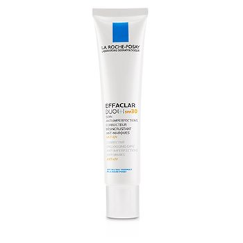 La Roche Posay Effaclar Duo (+) Corrective Unclogging Care Anti-Imperfections Anti-Marks SPF 30