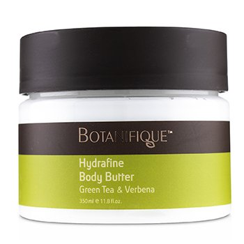 Botanifique Hydrafine Body Butter - Green Tea & Verbena