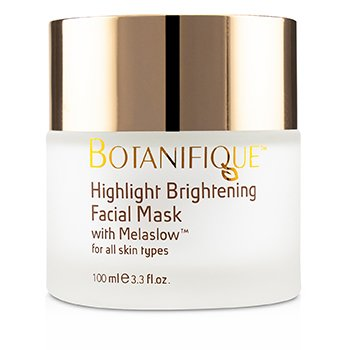 Botanifique Highlight Brightening Facial Mask