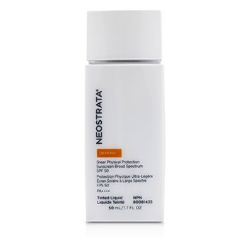 Neostrata Defend - Sheer Physical Protection SPF 50