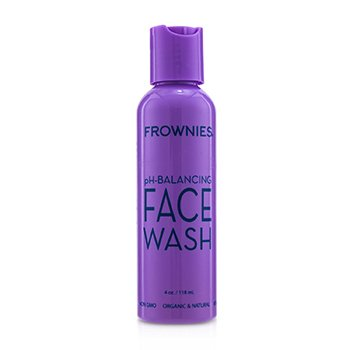 Frownies PH-Balancing Face Wash