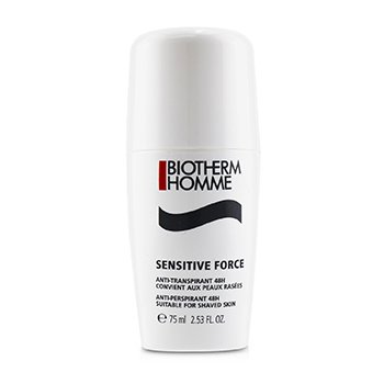 Biotherm Homme Sensitive Force Antiperspirant 48H