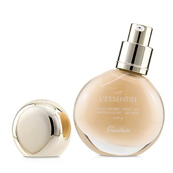 Guerlain L'Essentiel Natural Glow Foundation 16H Wear SPF 20 - # 00N Porcelain