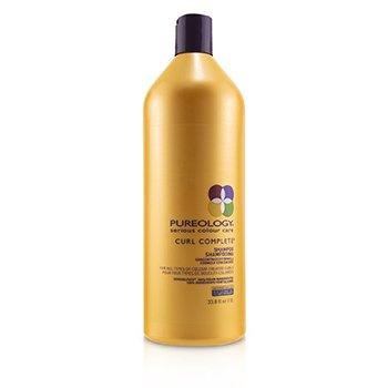 Pureology Curl Complete Shampoo (For All Types of Colour-Treated Curls)