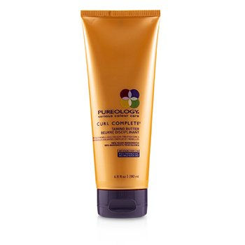 Pureology Curl Complete Taming Butter (For Frizzy Rebellious Colour-Treated Curls)