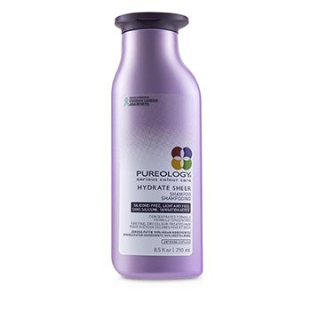 Pureology Hydrate Sheer Shampoo (For Fine, Dry Colour-Treated Hair)