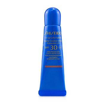 Shiseido UV Lip Color Splash SPF 30 (Very Water Resistant) - # Uluru Red