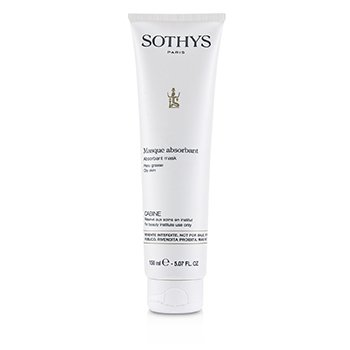 Sothys Absorbant Mask - For Oily Skin (Salon Size)