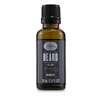 The Art Of Shaving Beard Oil - Sandalwood Essential Oil