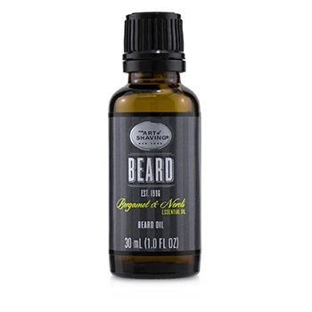 The Art Of Shaving Beard Oil - Bergamot & Neroli Essential Oil