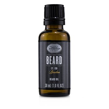 The Art Of Shaving Beard Oil - Bourbon