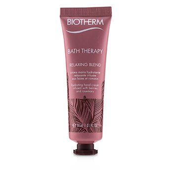 Biotherm Bath Therapy Relaxing Blend Hydrating Hand Cream