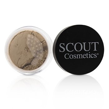 SCOUT Cosmetics Mineral Powder Foundation SPF 20 - # Porcelain