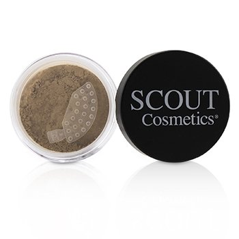 SCOUT Cosmetics Mineral Powder Foundation SPF 20 - # Sunset
