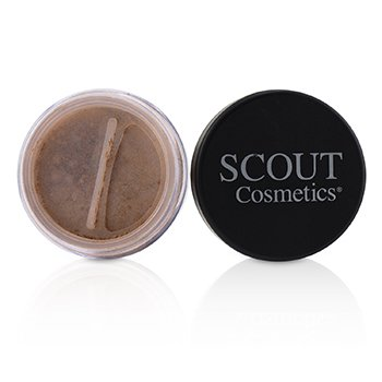 SCOUT Cosmetics Mineral Blush SPF 15 - # Sincerity