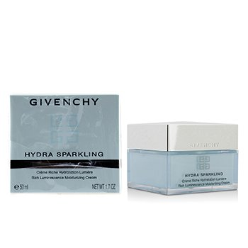 Hydra Sparkling Rich Luminescence Moisturizing Cream - Dry Skin (Packaging Slightly Damaged)