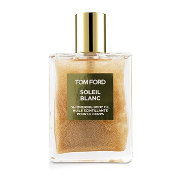 Tom Ford Private Blend Soleil Blanc Shimmering Body Oil  (Rose Gold)